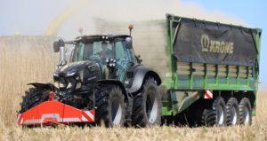 Getrokken landbouw<wbr>voertuigen