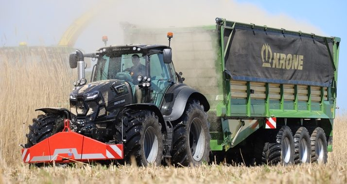Getrokken landbouw<wbr></noscript>voertuigen